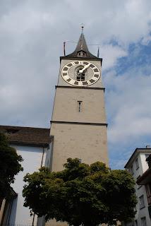 St Peter Zurich