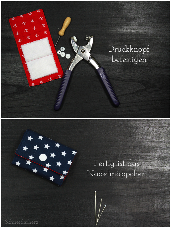Kamsnap Prym Drucknnopf DIY