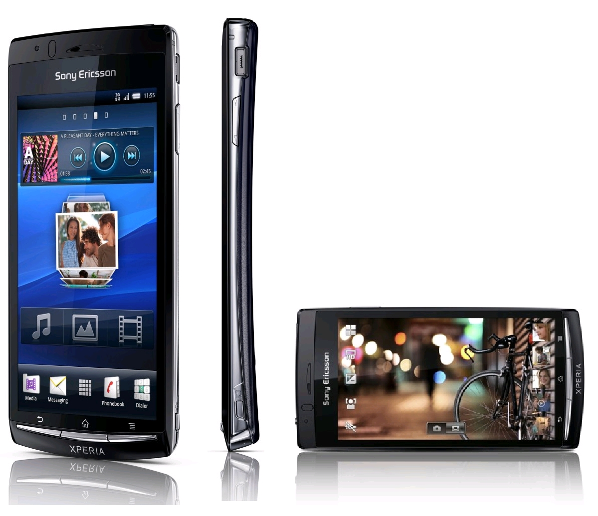 sony ericsson xperia arc s specifications features price. Black Bedroom Furniture Sets. Home Design Ideas