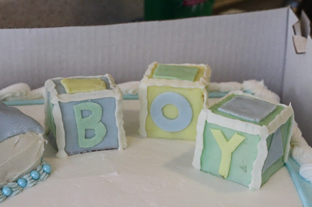 BOY Pound Cake Blocks