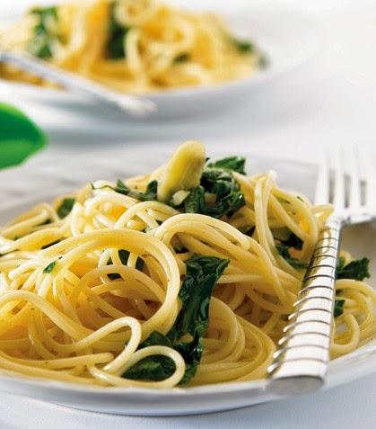 Cocina facil y rapido espagueti florantino - Cocinar facil y rapido ...