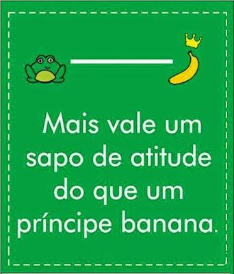 Imagens para Facebook: Príncipes e Sapos