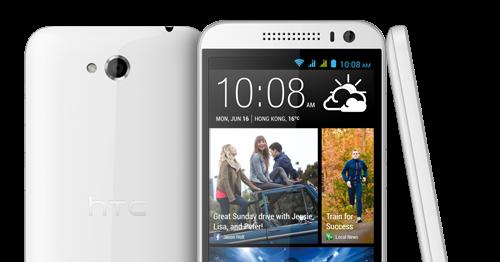 How To Hard Reset HTC Desire 616 dual sim