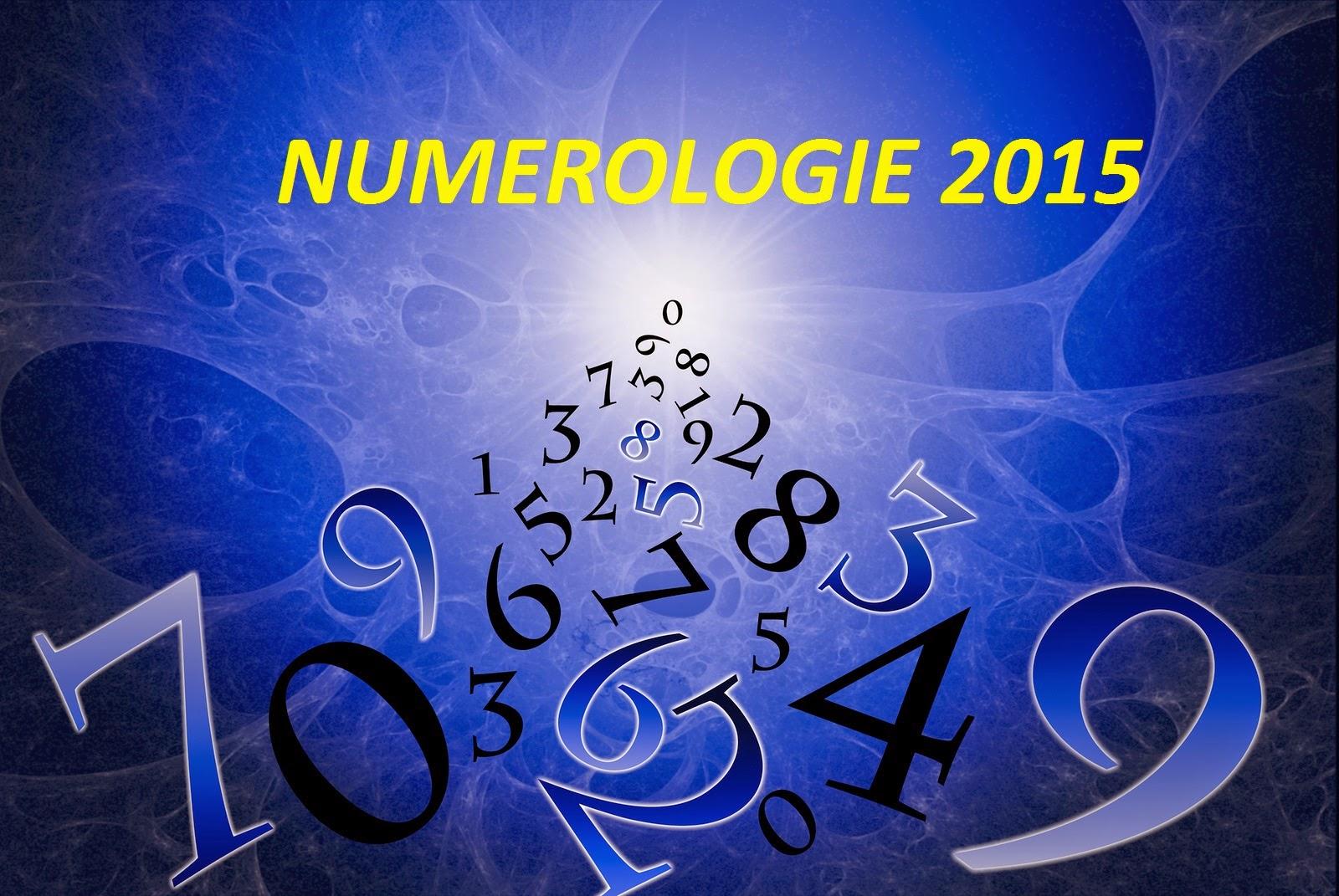 Numerologie 2015