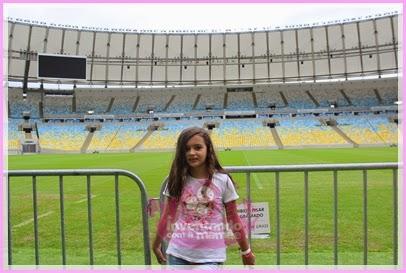 Visita Guiada no Maracanã