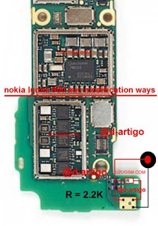 Nokia lumia 900 mic ways full jumper