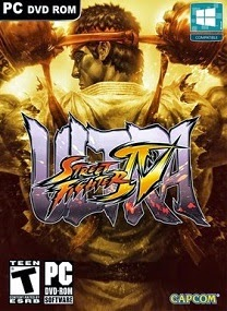 Ultra Street Fighter IV-RELOADED