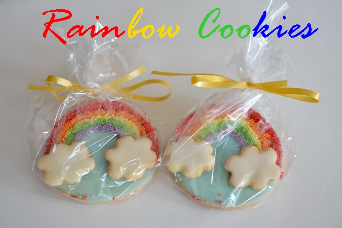 Rainbow Cookies kitchen-tinker.blogspot.com