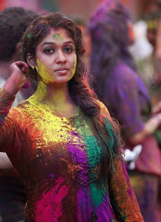 Celebrities Spicy Desi Actress Playing Holi Spicy Pics must see