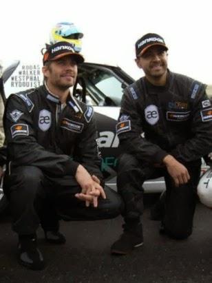 Paul Walker und Roger Rodas kamen am 30.November 2013 bei einem Autounfall ums Leben