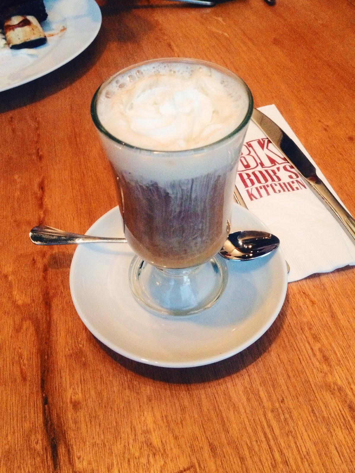 Irish Coffee Liquors - Bob's Kitchen @ Danga Utama, Johor Bahru, Johor, Malaysia