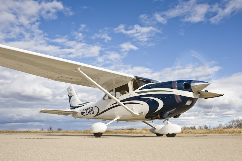 Cool Jet Airlines Cessna 182