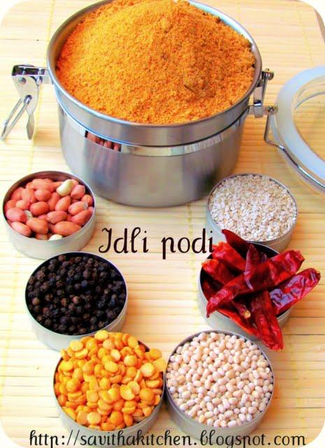 Perfect picture with recipe idli