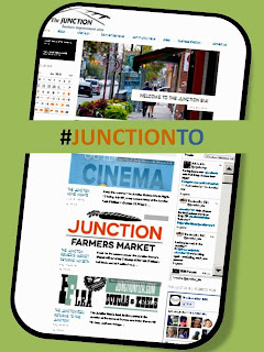Toronto Junction Events: Summer 2013 in #JunctionTO  Outdoor Cinema + Junction Farmers Market + Junction Flea