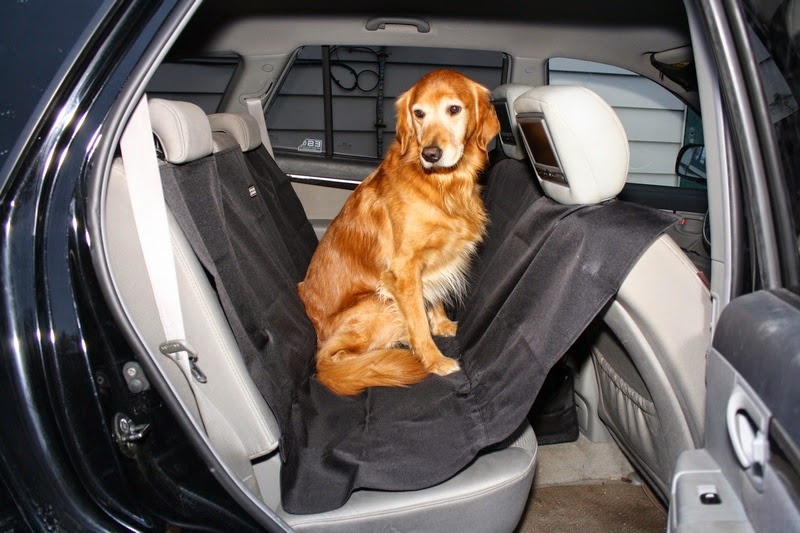 we give the outward hound back seat hammock protector high marks for ease of use and durability  kelly and ike enjoyed the ride and when it was done     the writer u0027s dog  outward hound car seat hammock protector review  rh   peggyfrezon blogspot
