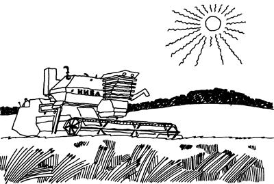 A Visit to the Country - Рассказ про поездку Стоговых в деревню. Bed in Summer - Стихотворение Р.Л. Стивенсона о летнем сне