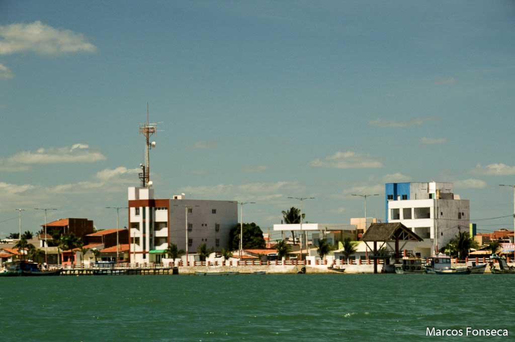 Vista de Guamaré