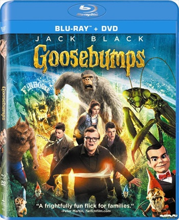 Goosebumps 2015 BluRay Download