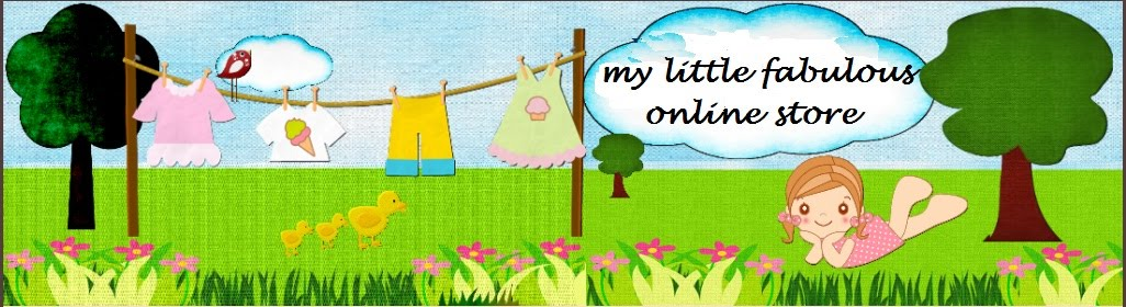 My Little Fabulous Online Store