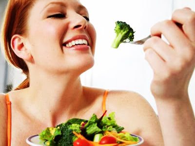 Makanan Sehat Anti Penuaan Dini