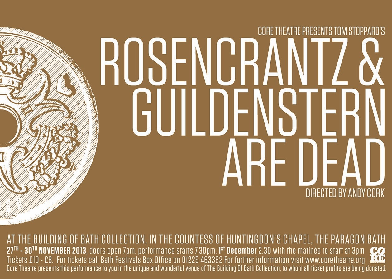 fate free will and identity in rosencrantz guildenstern are dead a play by tom stoppard Rosencrantz and guildenstern are dead two minor characters in shakespeare's play in tom stoppard's best-known work the play follows free-spirited english poet flora crewe on her travels through india in the 1930s.