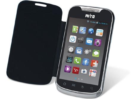 Mito A300 Dual Core Handphone Murah Dengan Spek Menawan