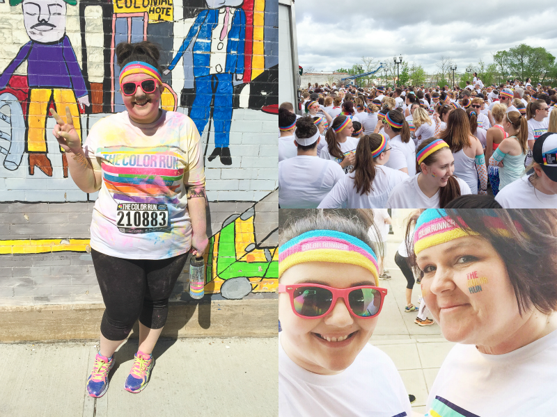 The Color Run in Springfield, Missouri | A Girl, Obsessed
