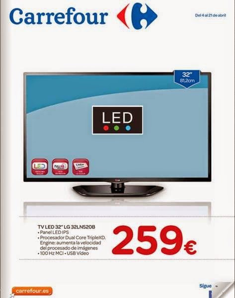 carrefour catalogo electro abril 2014