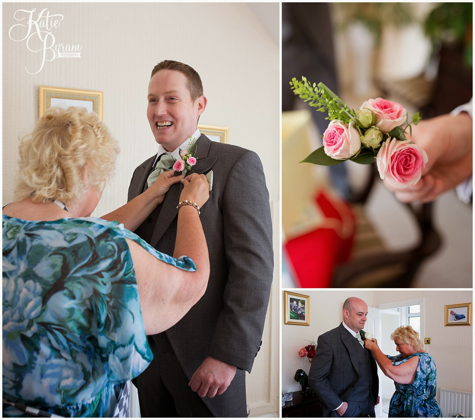 mother of the groom, groom preparations