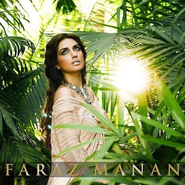 Faraz Manan casual wear
