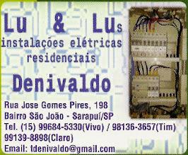 Lu & Lus Instalações Elétricas Residenciais