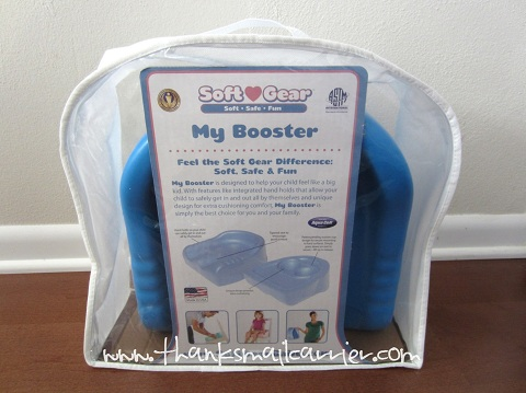 Soft Gear My Booster review