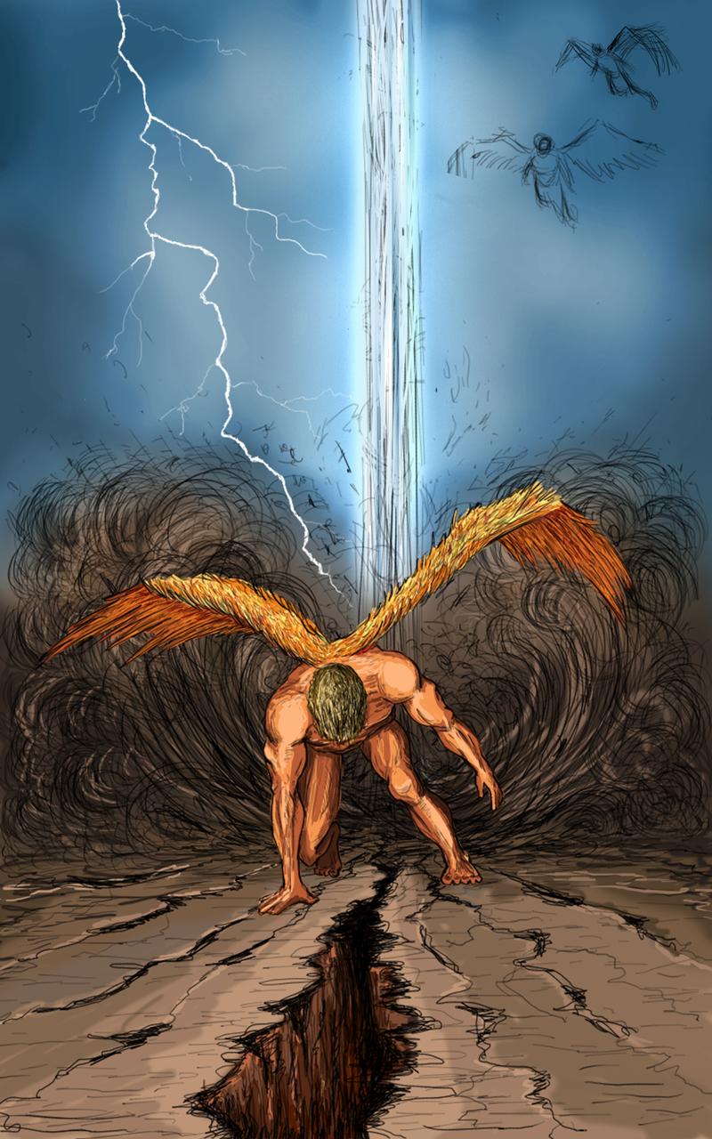 ideation of Fallen One by Lt Blak