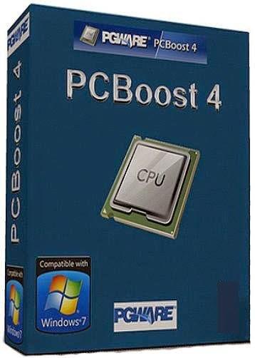 برنامج pcboost4 لتسريع الكمبيوتر اخر اصدار