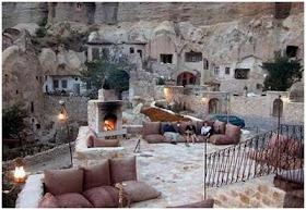 Cappadocia Cave Hotel di Turki