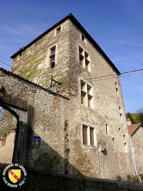 http://patrimoine-de-lorraine.blogspot.fr/2015/02/sexey-aux-forges-54-maison-forte-xve.html