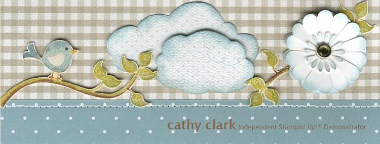 Cathy Clark - Independent Stampin' Up! (R) Demonstrator