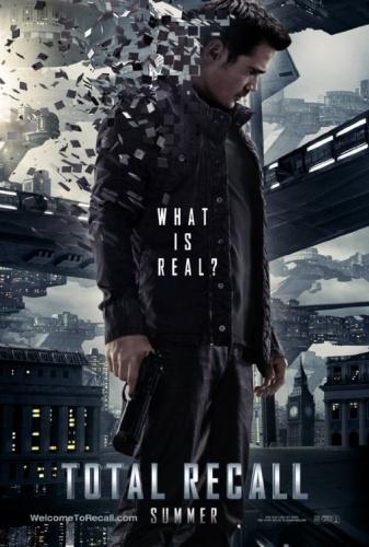 Total Recall 2012 di Bioskop