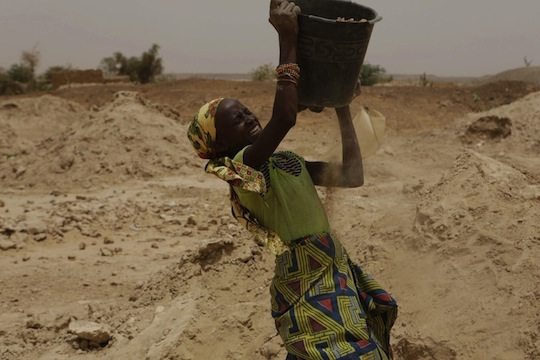 Gold mining #Share Niger
