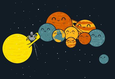 Sad Planet Pluto