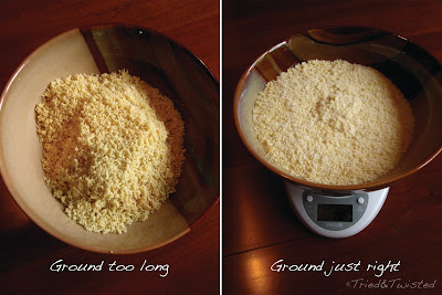 Almond Flour Ground Just Right | Tried & Twisted