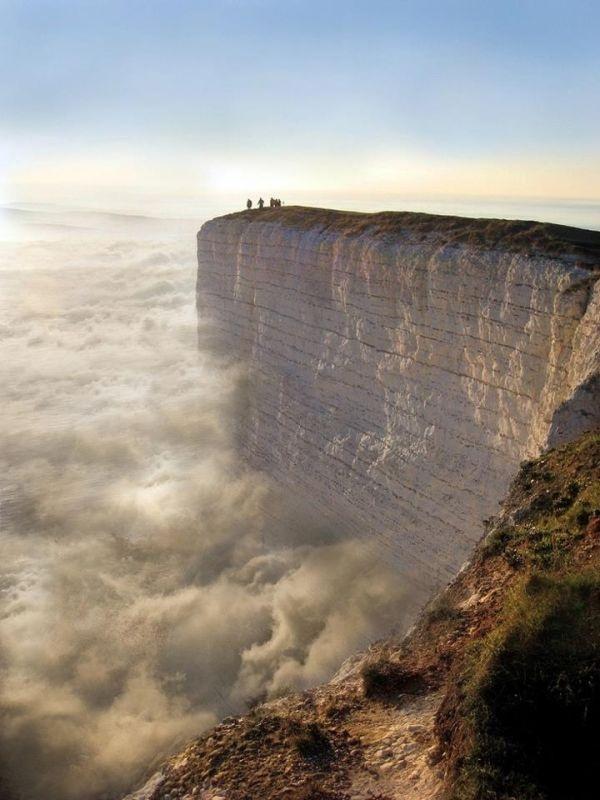Amazing Beachy Head England