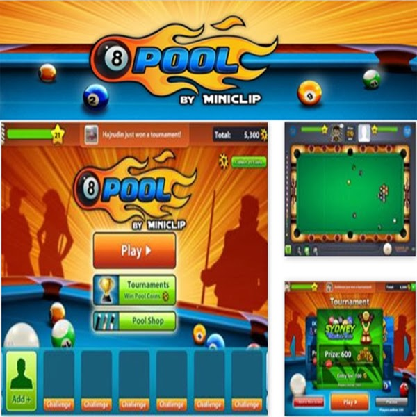8 Ball Pool Facebook