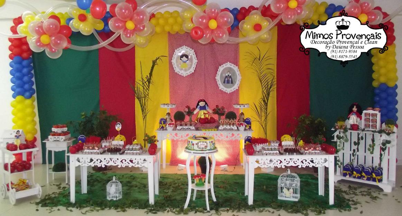 decoracao festa branca de neve provencal: image with Decoracao Infantil Branca De Neve Decoracao Provencal Jpg