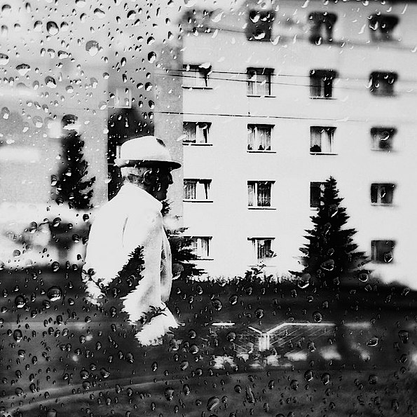 Behind the Window © Adam Oczkos