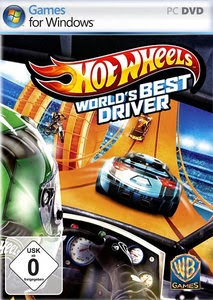 Hot Wheels Worlds Best Driver 2013