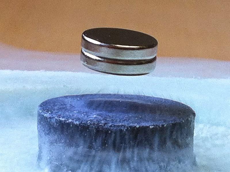 Resultado de imagen de Un superconductor