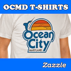 Vintage Ocean City Tee Shirts For Sale