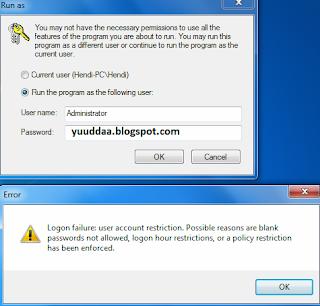 Cara Install Mozilla Firefox di Windows 7