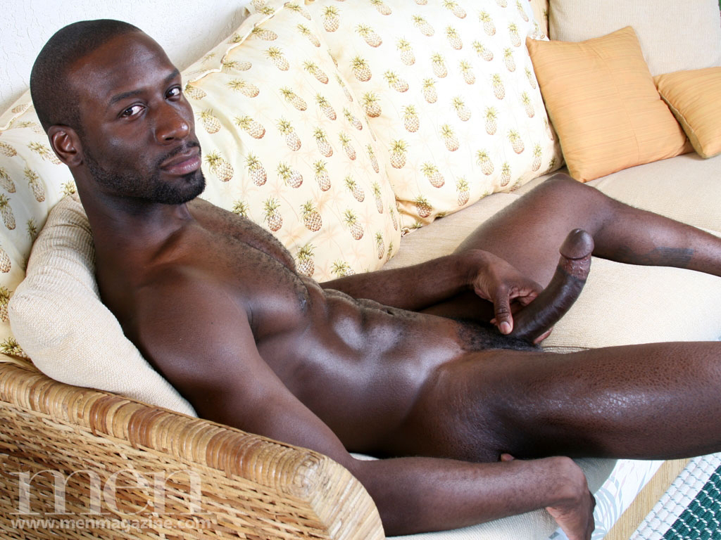 Big black dick in ass